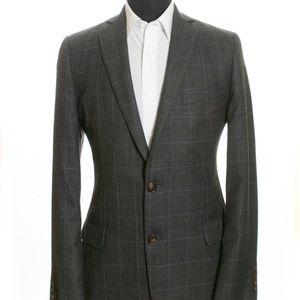 Brooks Brothers Check 1818 Fitzgerald Blazer